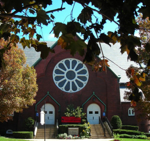 church for website